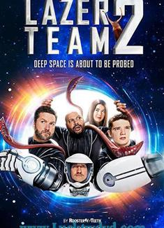 鐳射小隊2 Lazer Team 2 2017DVD