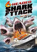 奪命六頭鯊 6-Headed Shark Attackdvd
